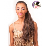 NEW BORN FREE Synthetic Drawstring Ponytail: 0340  LAYLA D/S