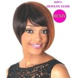 NEW BORN FREE 100% Human Remi Wig: 0915H DONNA