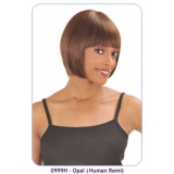 NEW BORN FREE 100% Human Remi Hair Wig: 0999H OPAL
