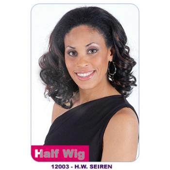 NEW BORN FREE Demi Cap Synthetic Half Wig: 12003 H.W. SEIREN