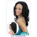 NEW BORN FREE Demi Cap Synthetic Half Wig: 13010 VIVIAN