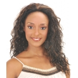 NEW BORN FREE Demi Cap Synthetic Half Wig: 13014 NINA