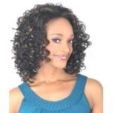 NEW BORN FREE Demi Cap Synthetic Half Wig: Rosanne