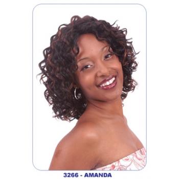 BOGO: NEW BORN FREE Synthetic Wig: 3266 AMANDA