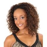 NEW BORN FREE Demi Cap Synthetic Half Wig: 4010 GENOVA