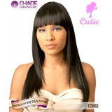 -New Born Free Cutie Collection Human Hair Full Wig - CTH82