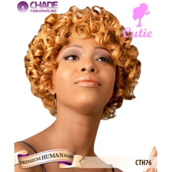 -New Born Free Cutie Collection Human Hair Full Wig - CTH76