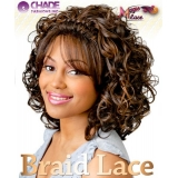 New Born Free Magic Braid Synthetic Lace Front Wig - MLB04