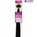 New Born Free Idol Indian Indian Hair Fusion Hair Extensions - INFU18 REMI FUSION U-TIP 18