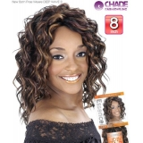 New Born Free Essence Human Blend Weave Extensions - EEDV08 DEEP WAVE 8