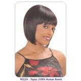 NEW BORN FREE 100% Human Remi Wig: 9022H TOPAZ
