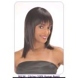 -NEW BORN FREE 100% Human Remi Wig: 9023H CITRINE