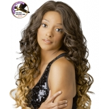 New Born Free Cutie Collection Futura Synthetic Lace Front Wig - CTL14