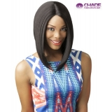 New Born Free Lace Front Wig - MLC159 MAGIC LACE CURVED PART 159 Futura Synthetic Lace Front Wig