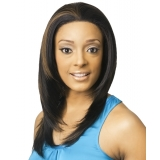 NEW BORN FREE Synthetic Magic Lace front Wig: ML101(combo hand-tied)