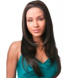 NEW BORN FREE Synthetic Magic Lace front Wig: ML102(combo hand-tied)