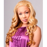 NEW BORN FREE Synthetic Magic Lace front Wig: ML71