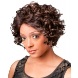 BOGO: NEW BORN FREE Synthetic Magic Lace front Wig: ML75