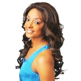 NEW BORN FREE Synthetic Magic Lace front Wig: ML76