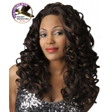 NEW BORN FREE Synthetic Magic Lace front Wig: ML77