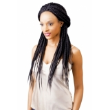 New Born Free Magic Braid Synthetic Lace Front Wig - MLB21