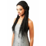 New Born Free Magic Braid Synthetic Lace Front Wig - MLB22