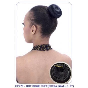 NEW BORN FREE Synthetic Dome CP77S HOT DOME PUFF (EXTRA SMALL)