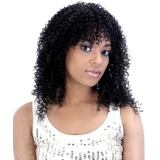 "ESSENCE JERRY CURL BULK 18"" (Human-blended)"