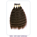 NEW BORN FREE Wet & Wavy Super Bulk (100% Human) 16 inch