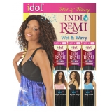 IDOL INDIAN 100% Human Remi WET&WAVY (DEEP) 14s