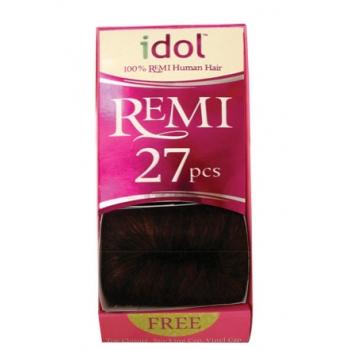 IDOL 100% Human Remi Hairpieces 27PCS: IR27