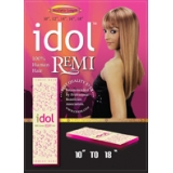 "IDOL 100% Human Virgin Remi  Yaki Weave 10"" inch"