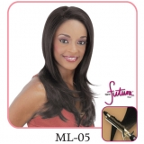 NEW BORN FREE Synthetic Magic Lace front Wig: ML05