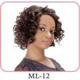 NEW BORN FREE Synthetic Magic Lace front Wig: ML12