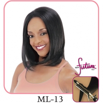 NEW BORN FREE Synthetic Magic Lace front Wig: ML13