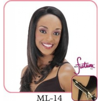 NEW BORN FREE Synthetic Magic Lace front Wig: ML14
