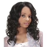 NEW BORN FREE Synthetic Magic Lace front Wig: ML17