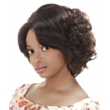 NEW BORN FREE Synthetic Magic Lace front Wig: ML18 (Soft Magic Lace)