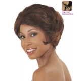 NEW BORN FREE Synthetic Magic Lace front Wig: ML41 (Hand tied)