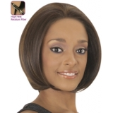 NEW BORN FREE Synthetic Magic Lace front Wig: ML42 (Hand tied)