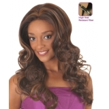 NEW BORN FREE Synthetic Magic Lace front Wig: ML56