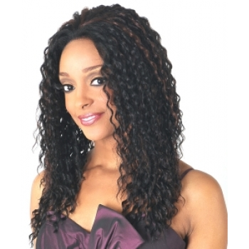 BOGO: NEW BORN FREE Synthetic Magic Lace front Wig: ML58