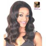 NEW BORN FREE Synthetic Magic Lace front Wig: ML59