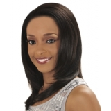 NEW BORN FREE 100% Human Hair Magic Lace front Wig: RAINBOW