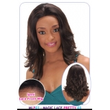NEW BORN FREE Synthetic Magic Lace front Wig: MLP03