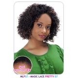 NEW BORN FREE Synthetic Magic Lace front Wig: MLP07
