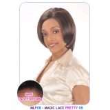 NEW BORN FREE Synthetic Magic Lace front Wig: MLP08