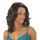 NEW BORN FREE Synthetic Magic Lace front Wig: MLP09