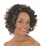 NEW BORN FREE Synthetic Magic Lace front Wig: MLP12