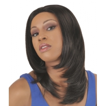 BOGO: NEW BORN FREE Synthetic Magic Lace front Wig: MLP13